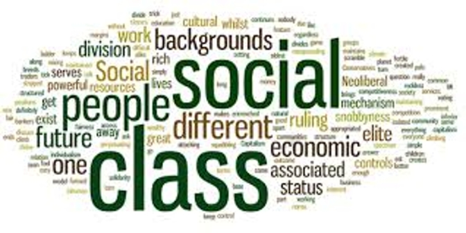 Race, Caste and Class