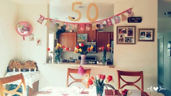 Celebrating 50 Years of Grace!